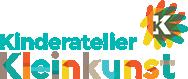 Kinderatelier Kleinkunst Logo