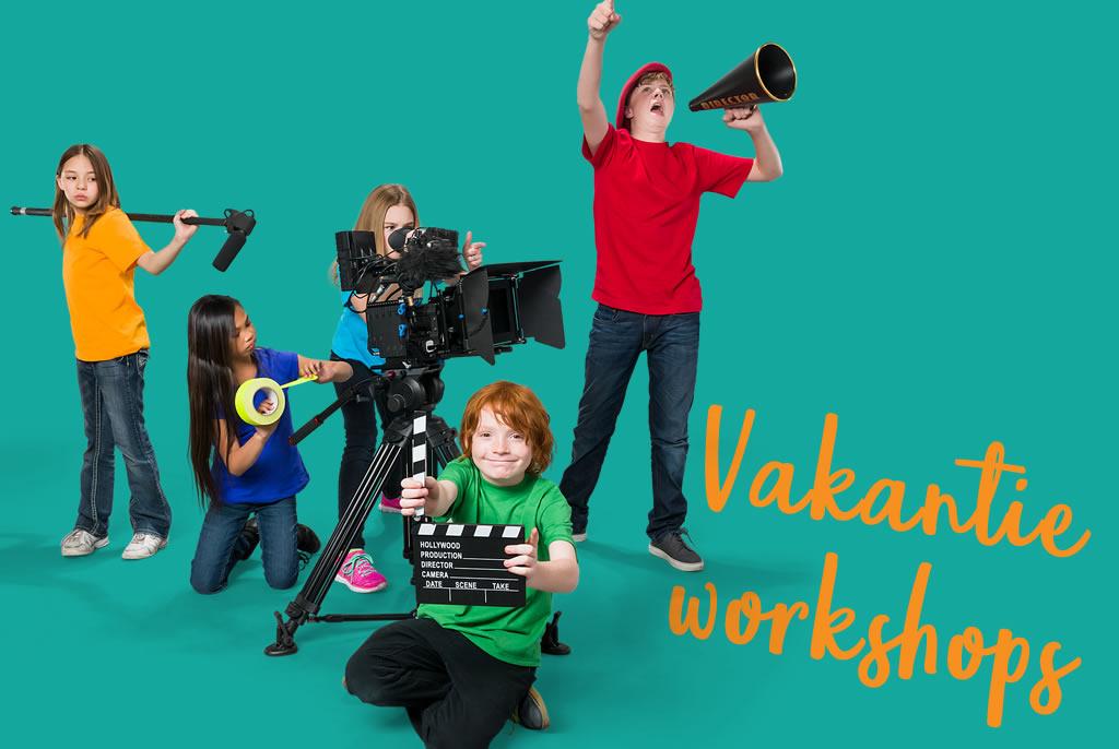 Kinderatelier Kleinkunst - Vakantie workshops